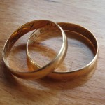 Photo of wedding rings on www.adventuresinexpatland.com
