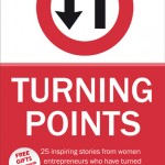 Small Photo of Turning Points Book Cover on Adventures in Expat Land