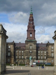 Christiansborg Palace www.adventuresinexpatland.com