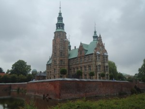 Rosenborg Castle & Royal Treasury www.adventuresinexpatland.com