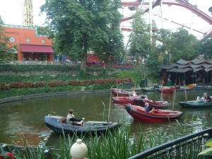 Tivoli Gardens & Amusement Park www.adventuresinexpatland.com