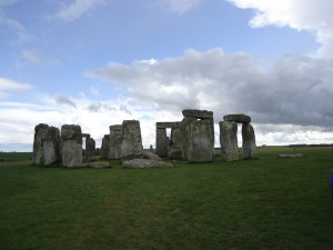 photo of Stonehenge on Adventures in Expat Land