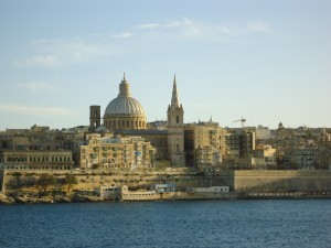 Valletta Malta on www.adventuresinexpatland.com