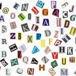 Jumbled letters of the alphabet on www.adventuresinexpatland.com
