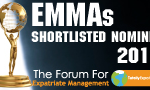 Image of Forum for Expatriate Management EMMA Shortlist Nominees 2012 at Adventures in Expat Land