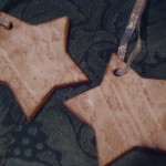Gingerbread Star Christmas ornaments on www.adventuresinexpatland.com